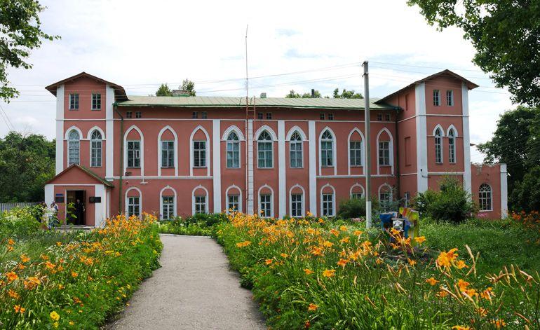 Пархомівський художній музей