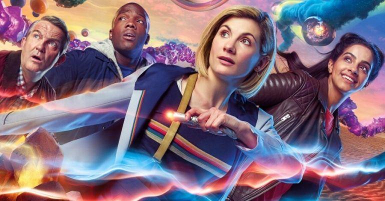 Сериал Доктор Кто Новый сезон смотреть в 2020 году