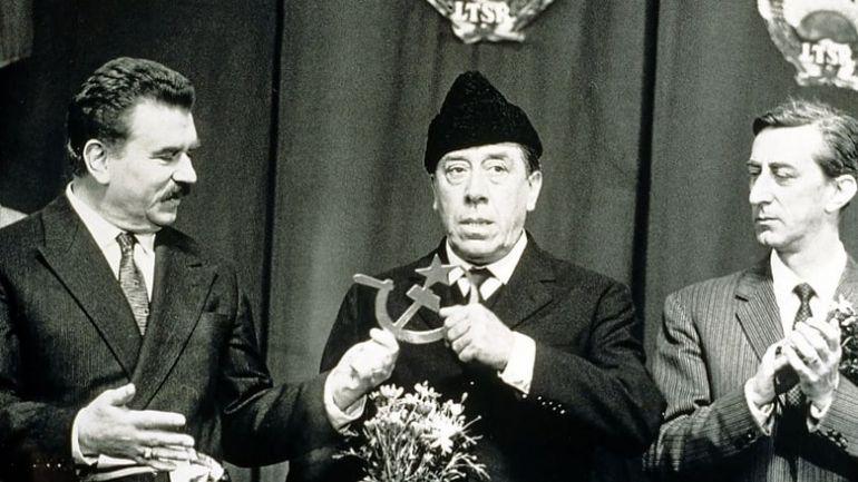 Дон Камілло в Росії (Don Camillo en Russie, 1965)