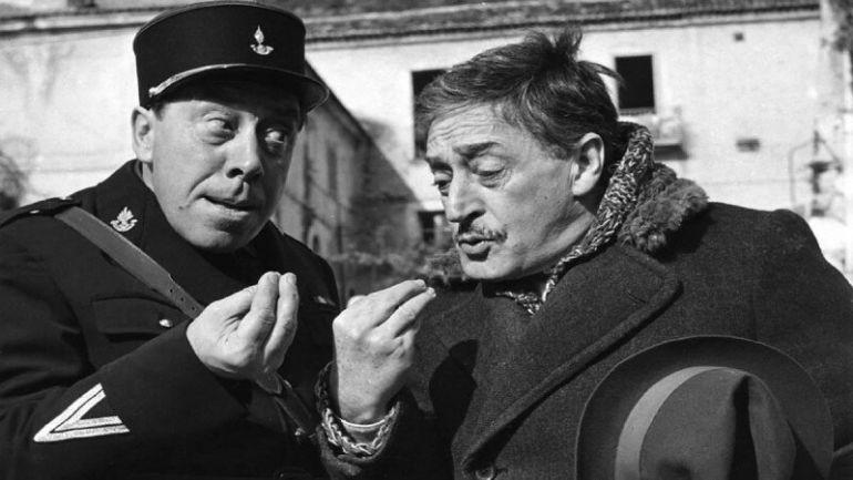 Закон є закон (La loi c'est la loi, 1958)